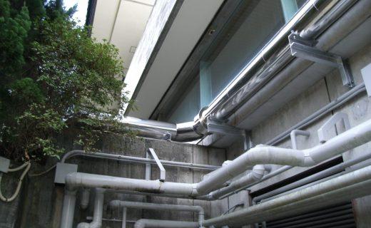 平塚富士見カントリークラブ給水配管工事